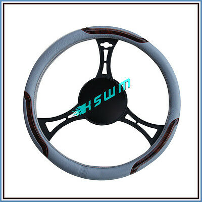Universal Car Steering Wheel Cover Size 37-39cm Protection Decoration Comfort 75