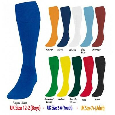 New Football Socks Soccer Hockey Rugby Sports Socks PE Mens Womens