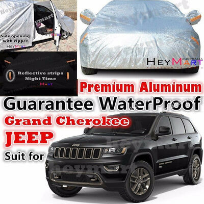 Jeep Grand Cherokee Double thicker car cover auto Jeep car cover SUV car cover