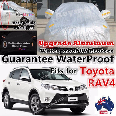 Toyota RAV4 Double thicker car cover auto toyota rav4 car cover SUV car cover