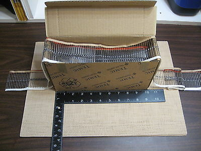 Diode Rectifier 1N5061 2.0 Amp 600 Volt 50 Amp IFSM Fast Ship Qty of 500 Diodes!