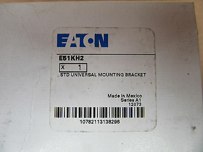 Eaton Cutler Hammer E51KH2 Universal Mounting Bracket NEW!! in Box Free Shipping