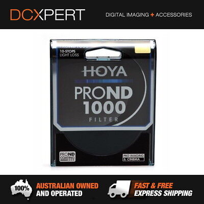 55mm HOYA PRO ND1000 – NEUTRAL DENSITY FILTER & BONUS 32GB USB FLASH DRIVE