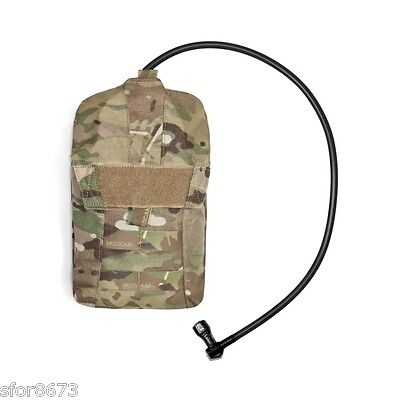 Elite Ops Small MOLLE Hydration Carrier 1.5L for packs chest rigs armour carrier