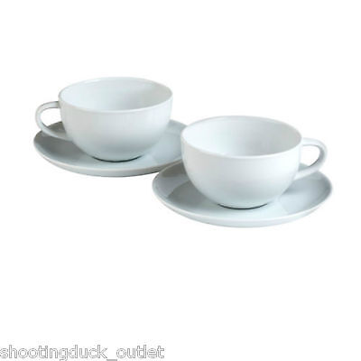 Kahla Set Of 2 Cups And Saucers