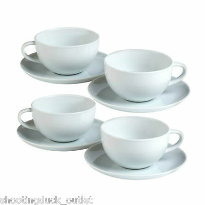 Kahla Set Of 4 Cups And Saucers