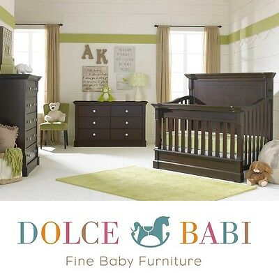 "Dolce Babi ""Roma"" nursery ensemble. BRAND NEW!"