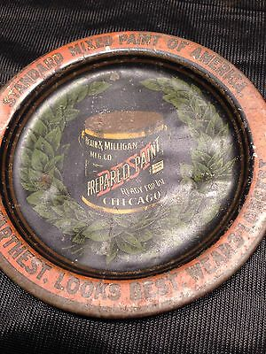"Heath & Milligan Co Chicago Il Prepared Paint 4 1/8"" Tip Tray"