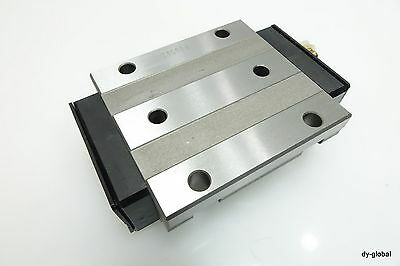 THK HSR45HB NNB Surplus Linear Bearing block 6 hole, no tapped hole BRG-I-181