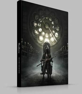 NEW Bloodborne The Old Hunters Collector's Edition Guide by Future Press