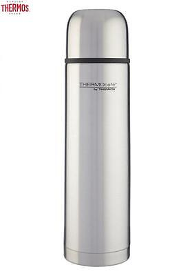 Thermos Thermocafe Stainless Steel Flask 1.0L Water Shakes Outdoor Travel New