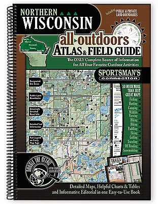 Northern Wisconsin All-Outdoors Atlas & Field Guide | Sportsman's Connection
