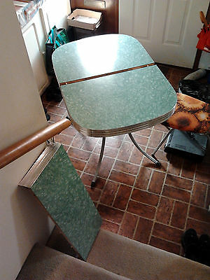Vintage 50's dining table