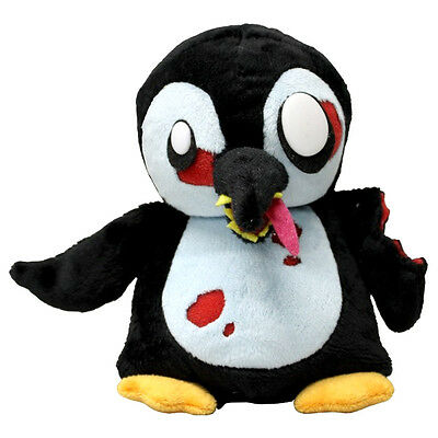 Creepy Cuddlers Zombie Plush Frostbite Penguin Undead Toy Gift