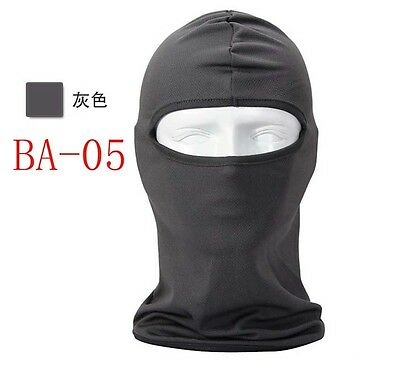 Tactical Head Gear Army Military Face Mask Masks 1 Hole Balaclava Beanie new xc1