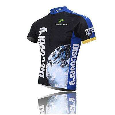 Discovery Cycling Clothing Quick Dry Men's Bike Bicycle Jerseys Sport Jacket Top