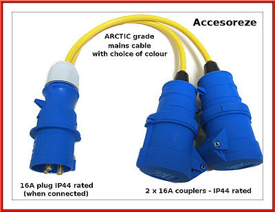 mains hook up 2 way splitter dating today compared to the past