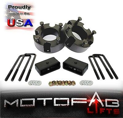 "3"" Front and 2"" Rear Leveling lift kit for 2007-2018 Toyota Tundra MADE IN USA"
