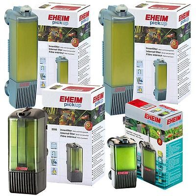 EHEIM PICKUP 45,60,160,200 Internal Filter With media