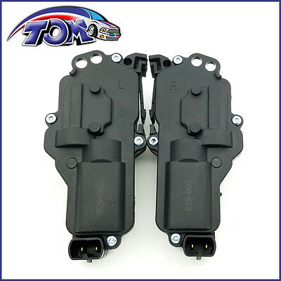 Brand New Set Of Right And Left Side Door Lock Actuator For Ford Lincoln Mercury