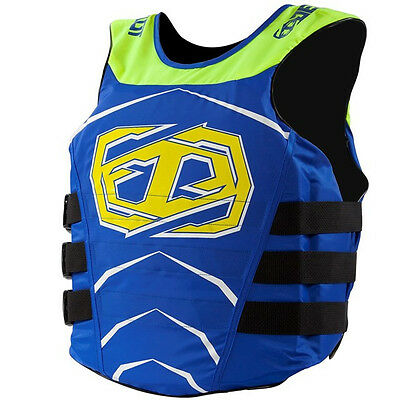 JETPILOT Apex Side Entry Life Vest Jacket JP16212 Yellow USCG Approved S/M L/XL