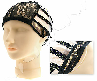 Adjustable Wig Making Base Inner Cap Breathable Lace Net