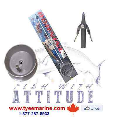 Bow Fishing Kit from Bohning in Canada 250-334-2942