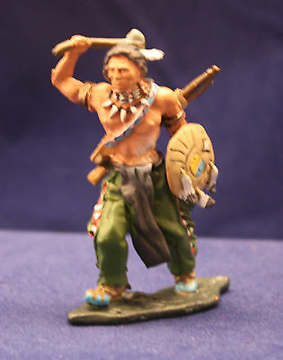Figur, **Morning Star**, Indianer, Hobby&Work, OVP/ Sammelfigur