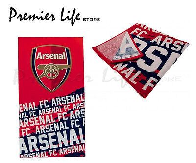 Arsenal F.C Beach Bath Towel - Latest Impact Design