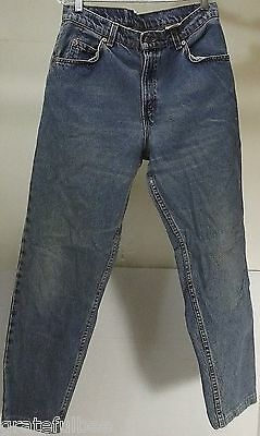 Women's Levi's 10962 More Relaxed Fit Tapered Leg Jeans Size 11 Short - USA Made