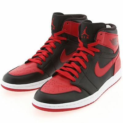 best sneakers 18cfd 6aa88 DS Nike Air Jordan 1 Retro High DMP Black Red Bred Size 12.5 chicago toe  royal