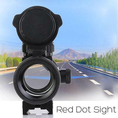 Holographic Reflex Red Green Dot Sight Laser Scope For Rifle Picatinny Rail AU