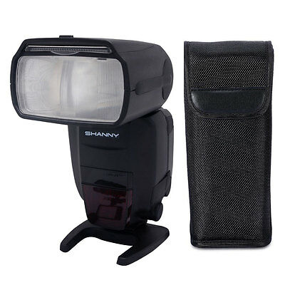 Shanny SN600SN Master Flash Speedlight High Speed Sync 1/8000s GN60 for Nikon