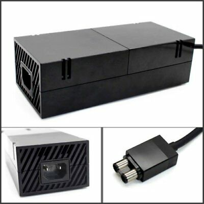 [New Model] Replacement Xbox One Power Supply Ac Adapter Mains Brick Uk Plug