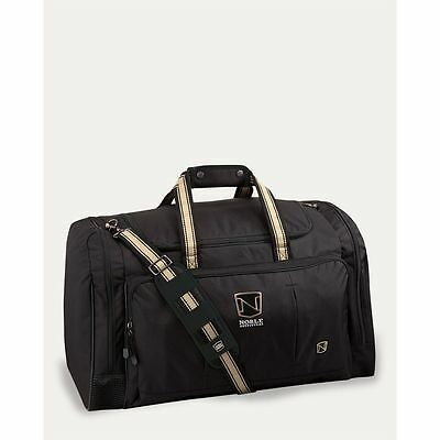 Noble Outfitters 6.2 Hands Duffle Bag - Great for Travel - BLACK - #53099