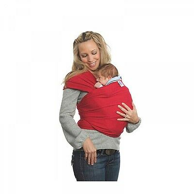 Babytragetuch rot Baby Wrap Tuch Carrier Sling Tragetuch Carrier Babytrage