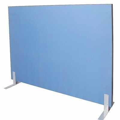 1800W x 1800H BLUE Acoustic Screen Fabric Pinable 1818SCREEN - Sydney
