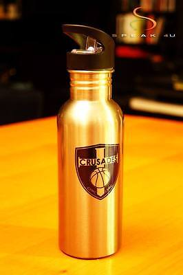 Personalized Custom water bottles Stainless Steel 600ml full color Sublimation