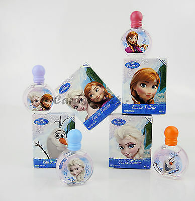 (9,98€/10ml)Frozen Eiskönigin Kinder Parfüm Eau de Toilette 7ml Miniatur Elsa