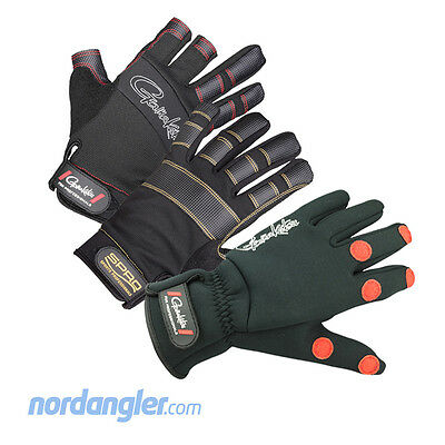 Spro Gamakatsu Angelhandschuhe Sortiment Armor 3/5 Finger | Power Thermal M-XXL