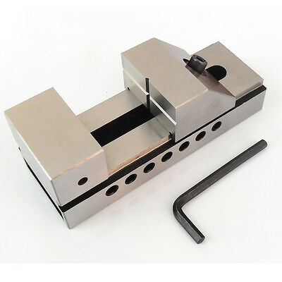"""63mm 2-1/2"""" Quick Action Precision Machine Vice Fully Ground Hardened Tool maker"""