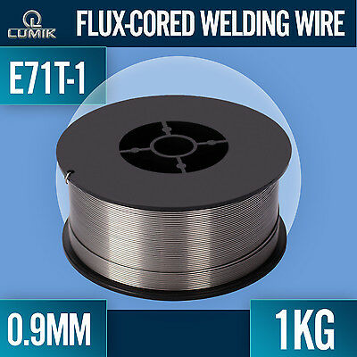 0.9mm/ 1kg Flux Cored Mig Welding Wire E71T-1 Welder Machine