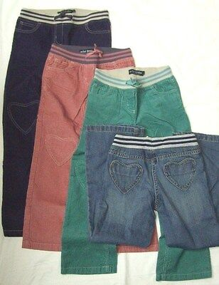 ~NEW $38/each~ Mini Boden Girls Pants sold as *4 pair SET* $32.99+FREE SHIPPING