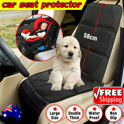 2 set Car Baby Seat Protector Baby Seat Cover Waterproof Baby seat Protector