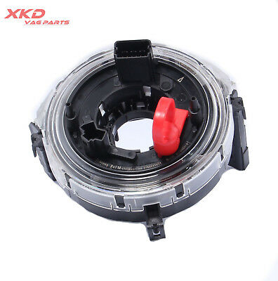 Steering Wheel Clock Spring & Steering Angle Sensor Fit AUDI A4 B6 A6 C6 A8 Q7