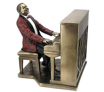Piano Player Pianist Statue Sculpture Figurine- Jazz Band Collection -