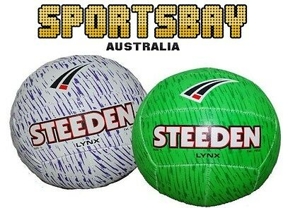 Steeden | Authentic Lynx Netball [size 5] | SAVE $$$