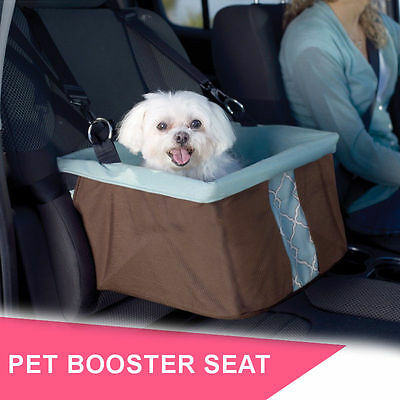 Portable Pet Dog Cat Car Booster Seat
