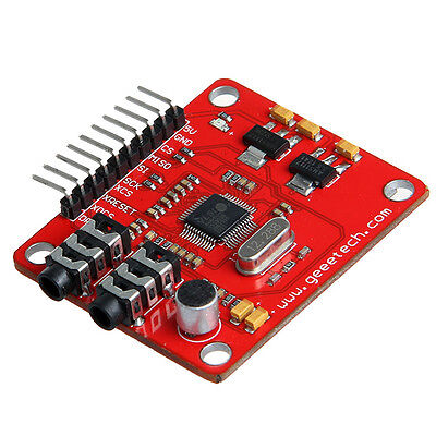 VS1053 MP3 MODULE with SD card slot VS1053B Ogg Vorbis AAC for Arduino