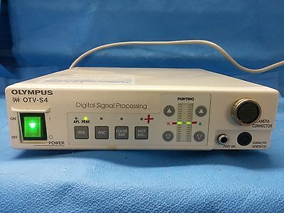 Olympus OTV-S4 Endoscopic Surgical Video Camera System